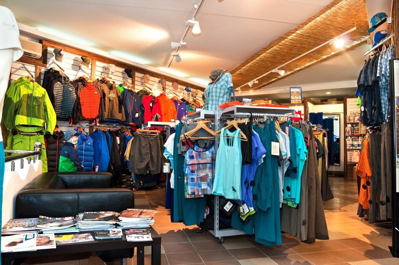 кредитных магазин одежды для походов спасибо изумительное