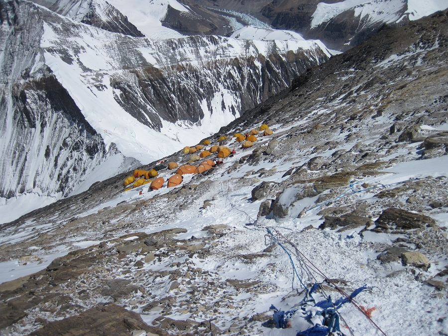 Восхождение на Эверест