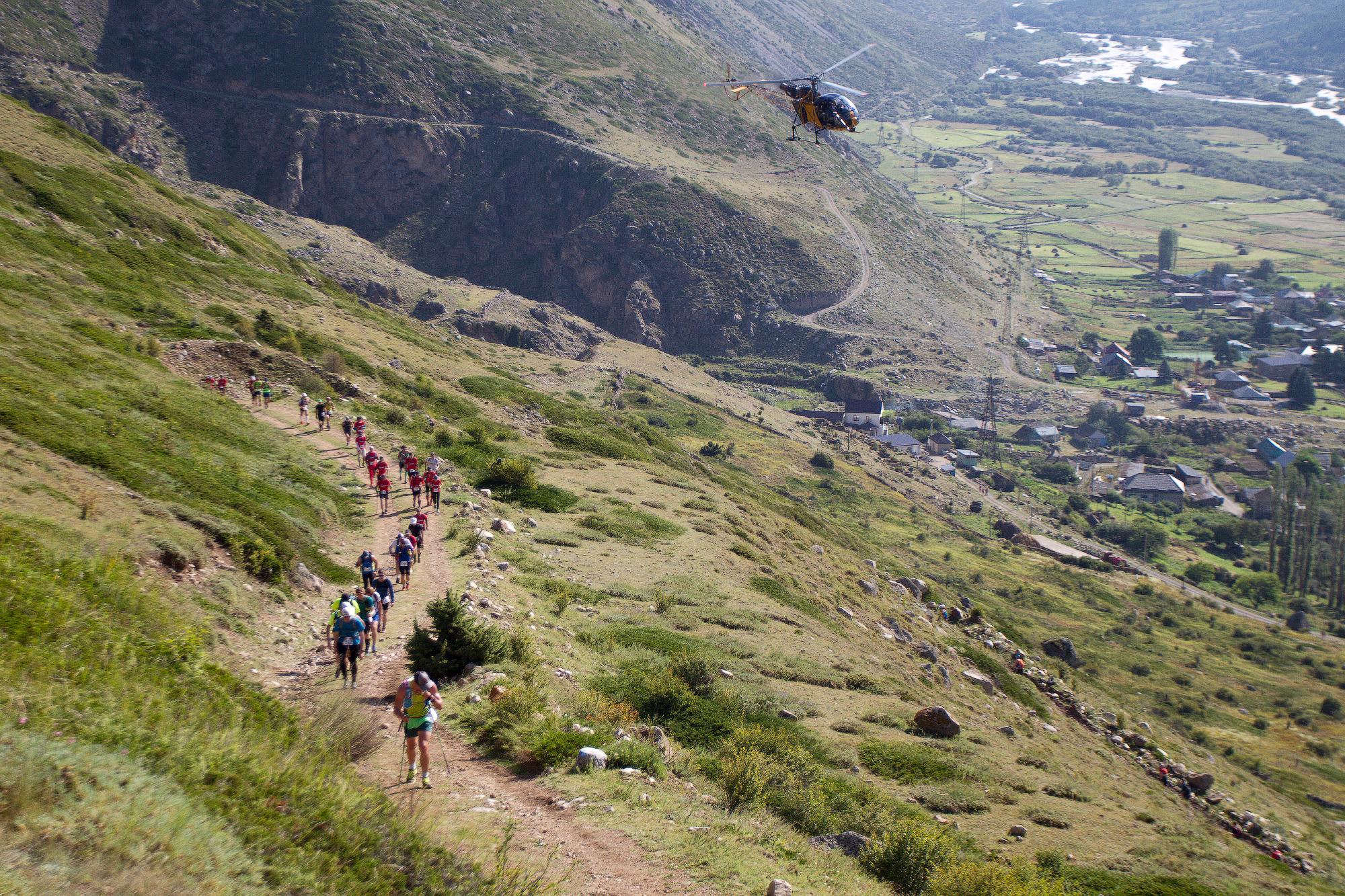 Блиц-опрос участников adidas Elbrus World Race