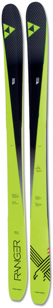 Горные лыжи Fischer Ranger 115 Xti