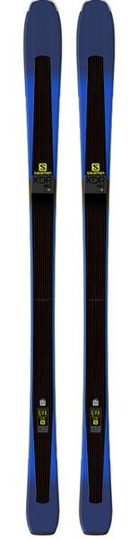 Горные лыжи Salomon M XDR 80 Ti