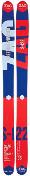 Горные лыжи ZAG Slap 122
