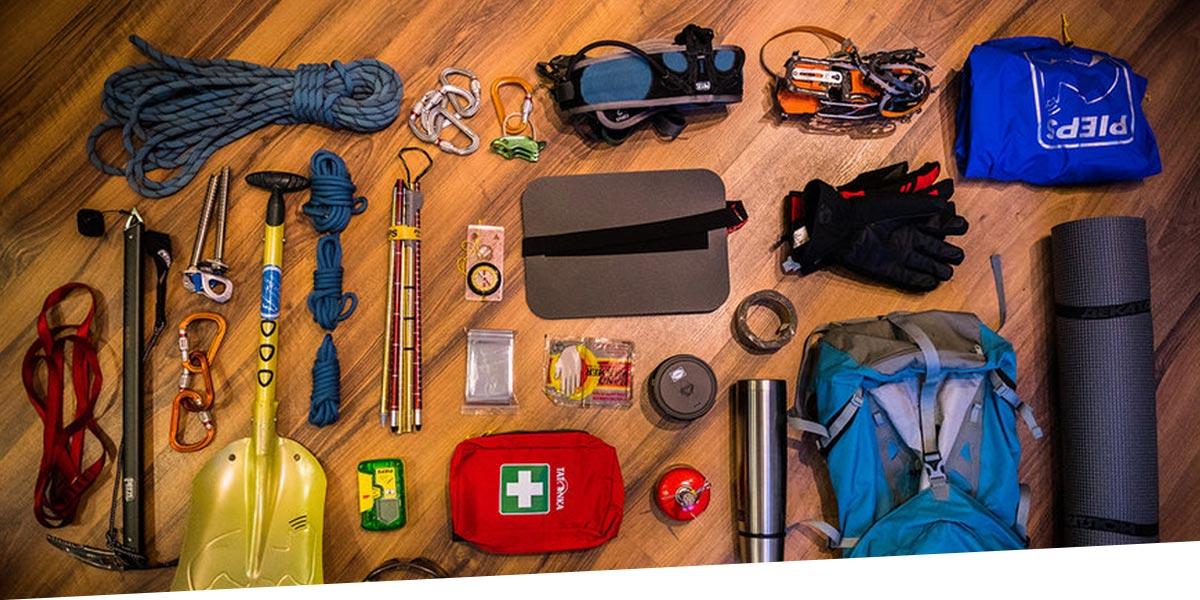 Снаряжение для ски-тура и ски-альпинизма - советы Сергея Романова