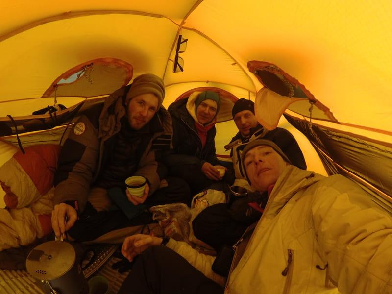 палатка феррино