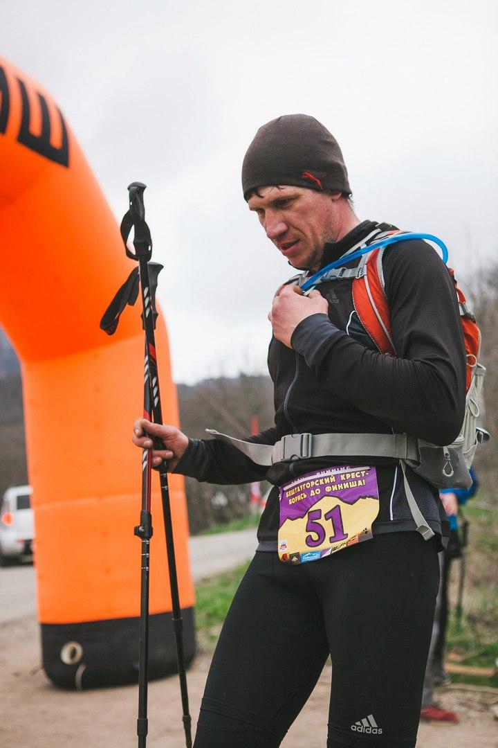 Сергей Кириченко - участник adidas Elbrus World Race