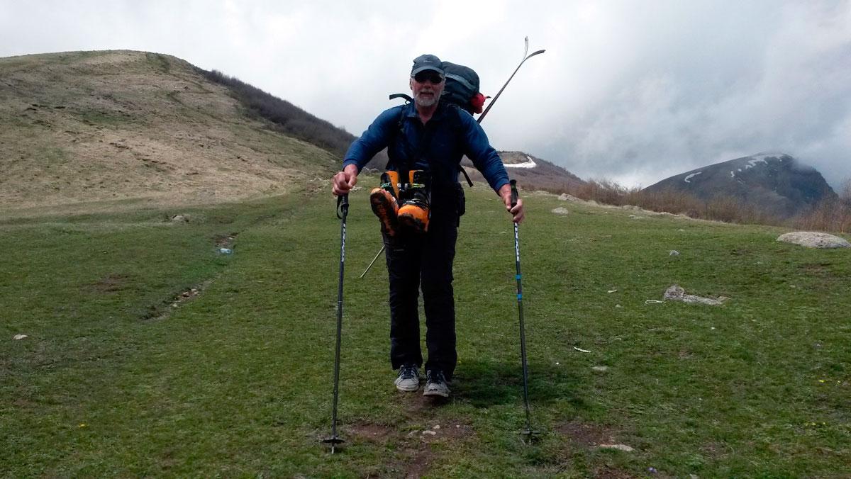 После попытки восхождения на Казбек - Сергей Романов