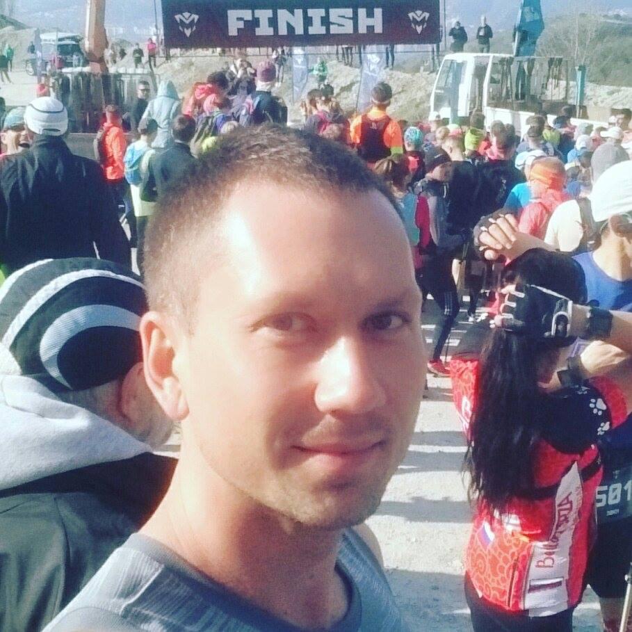 Станислав Сметана - участник adidas Elbrus World Race