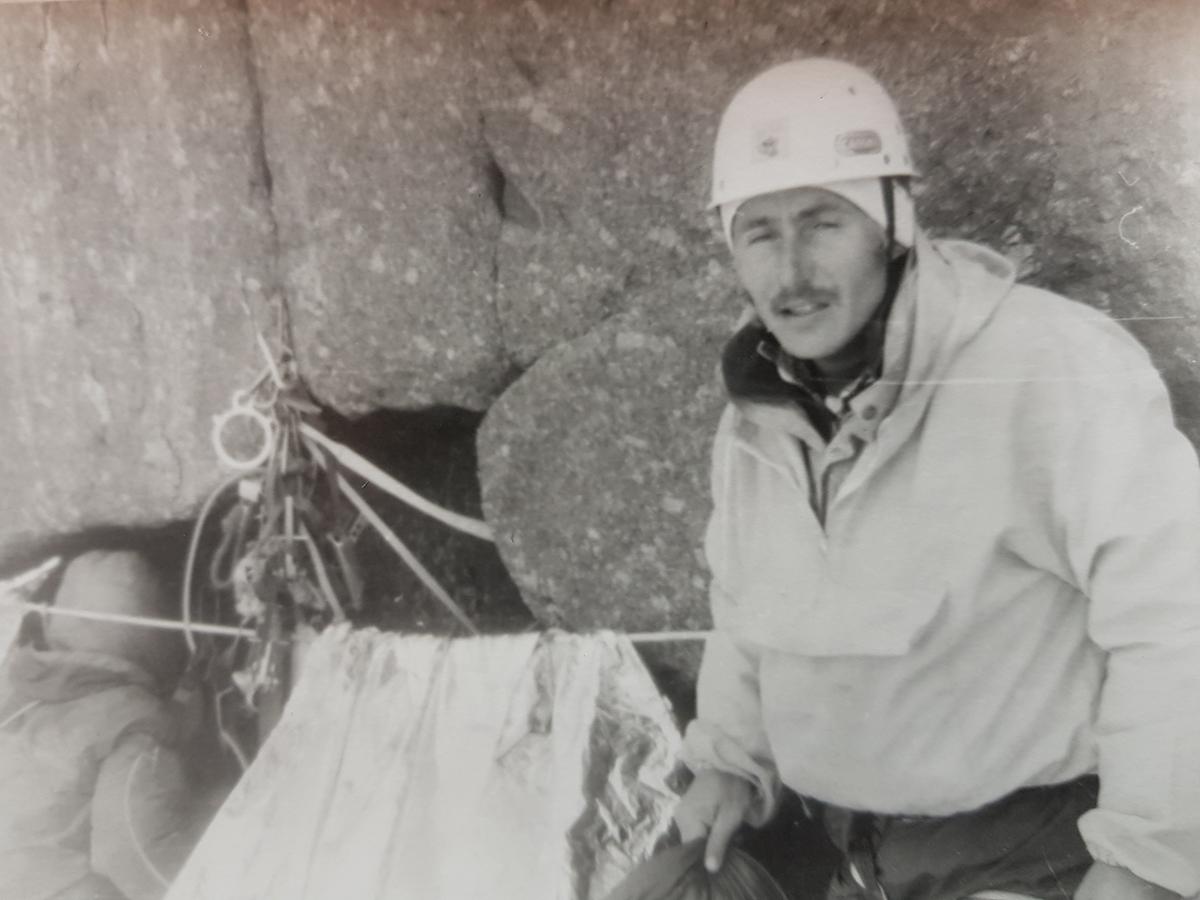 Восхождение на Эльбрус. Виктор Янченко