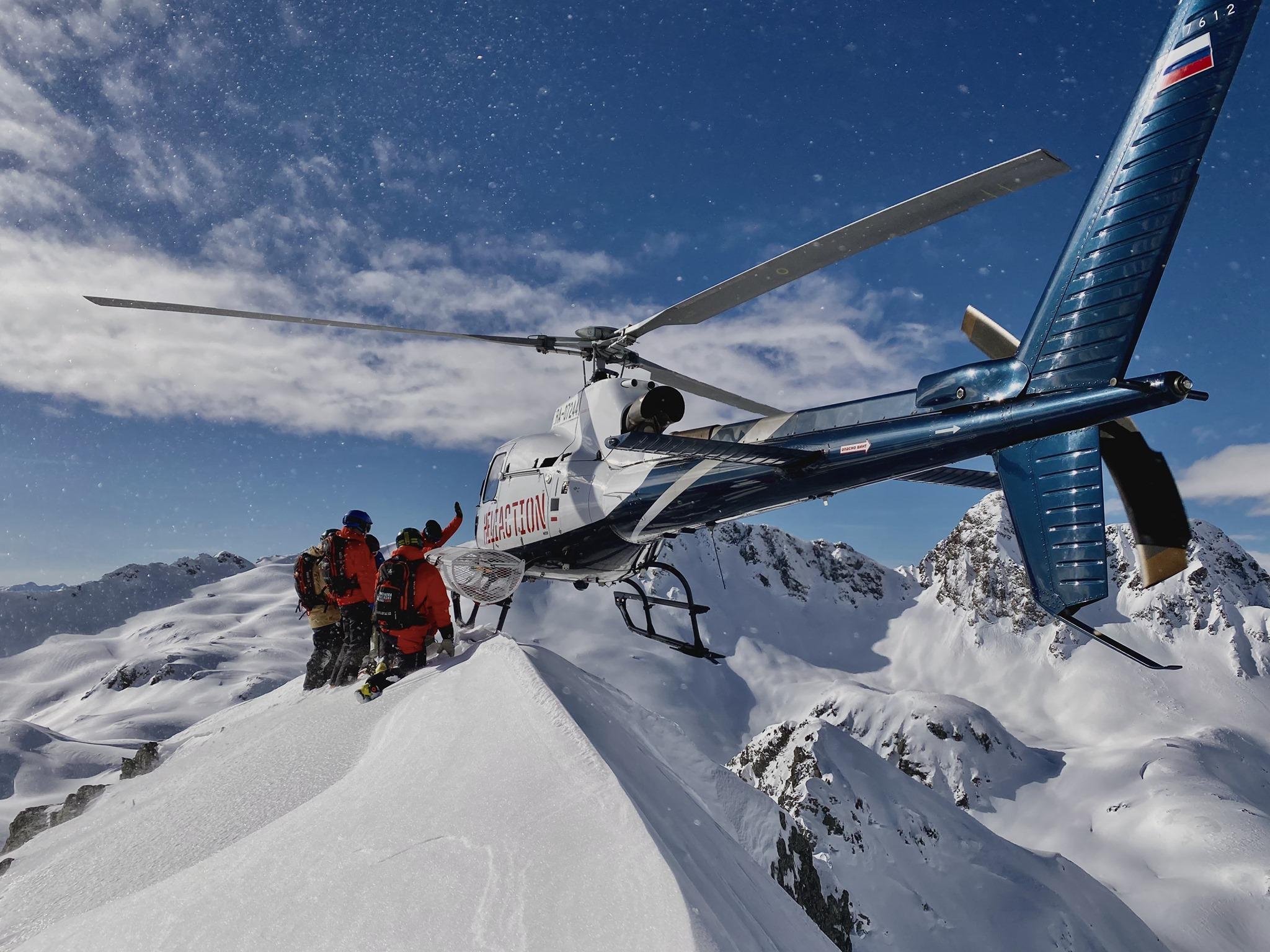 Хели-ски
