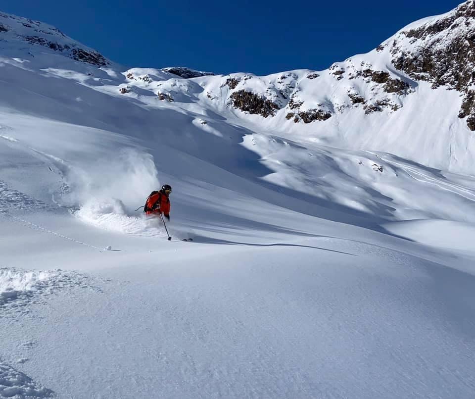 Хели-ски с АльпИндустрией
