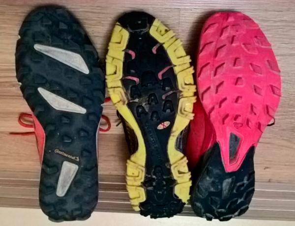 Испытания кроссовок Salomon S-Lab Sense 6 SG, La Sportiva Bushido и Adidas Terrex Agravic Speed на забеге вокруг Эльбруса