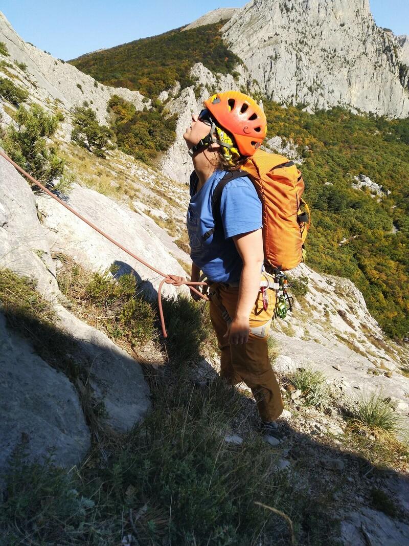 Итоги тестов рюкзака Arcteryx Alpha AR 20 Backpack