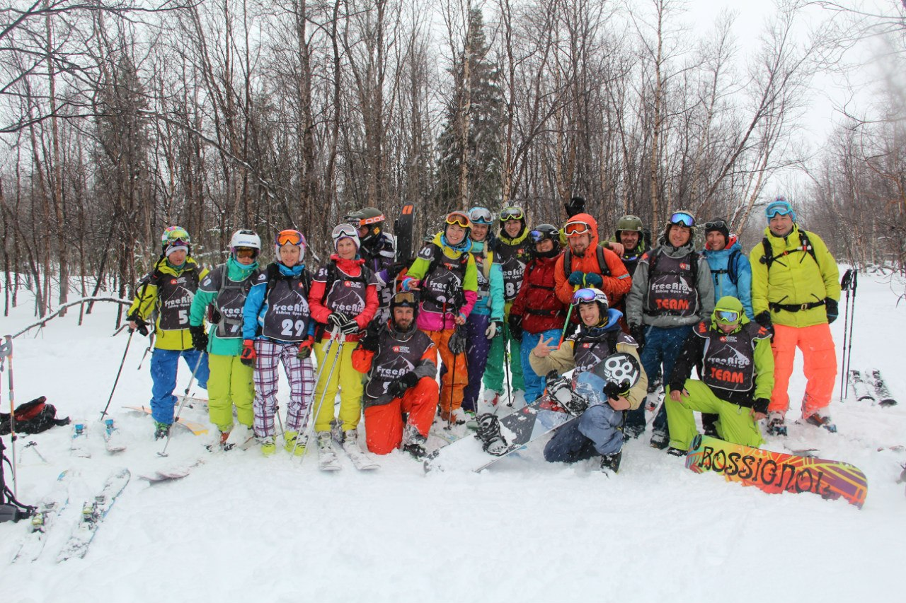 freeride khibiny open cup