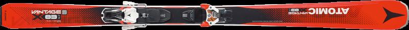 Горные лыжи Vantage X 83 CTI & Warden MNC 13