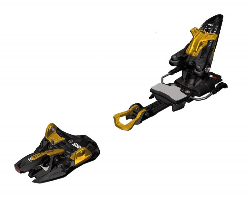 Крепления ски-тур King Pin 13 100-125 мм B/G