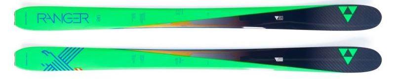 Горные лыжи Fischer Ranger 98 TI