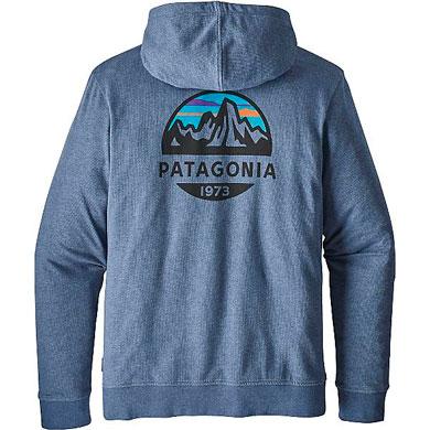 Толстовка Patagonia Fitz Roy Scope LW Full-Zip Hoody