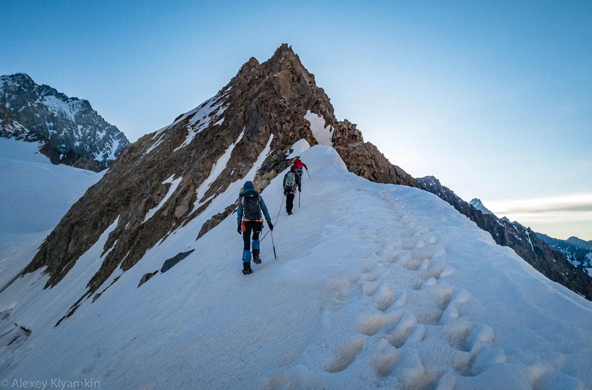 «Мама, я теперь альпинист»: о первых сборах в Безенги