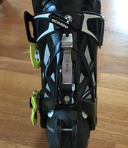Scarpa Maestrale RS Walk Mode