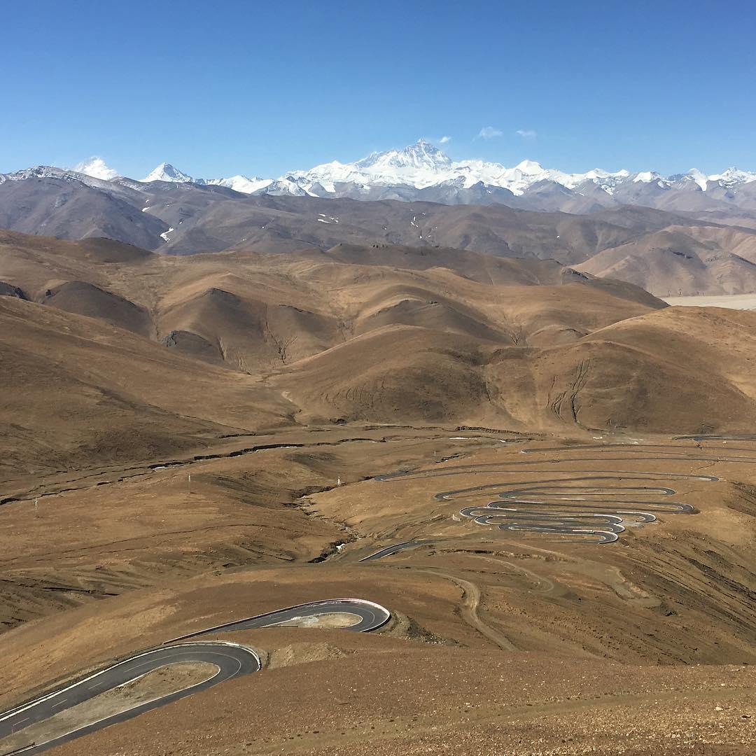 Эверест-2017: перевал