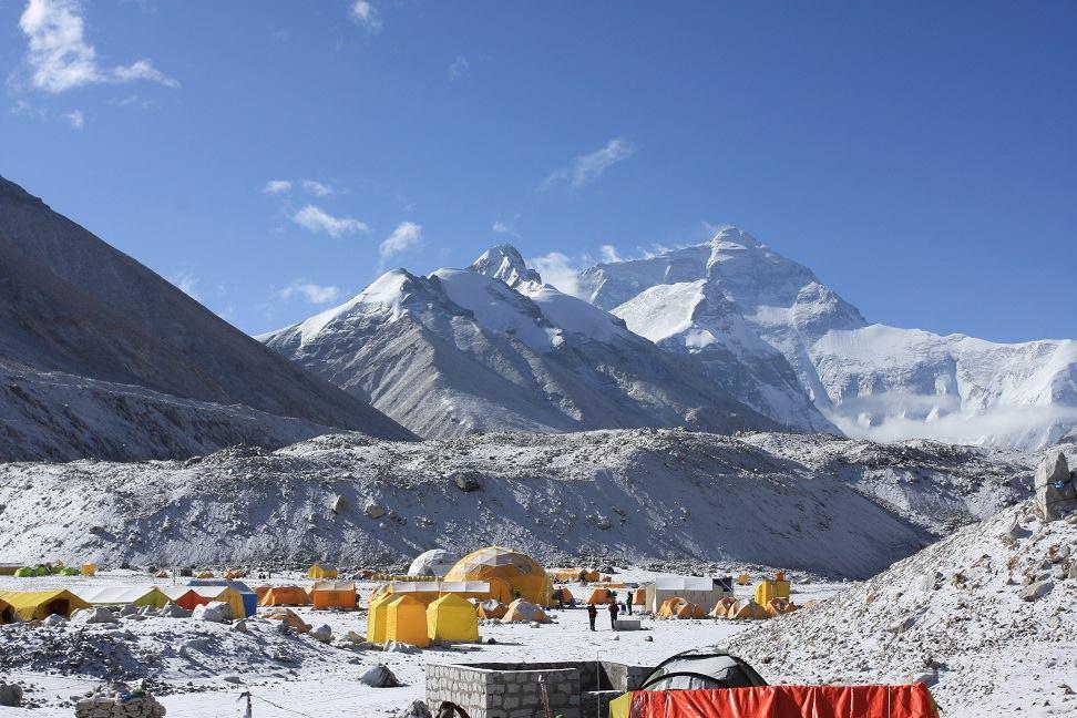 Эверест-2017: экспедиция Горного клуба АльпИндустрия