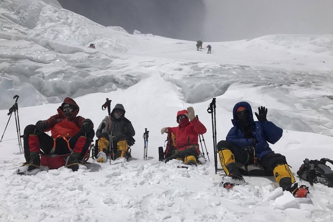 Высотные альпинистские ботинки