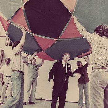 1975 — Первая «сферическая» палатка
