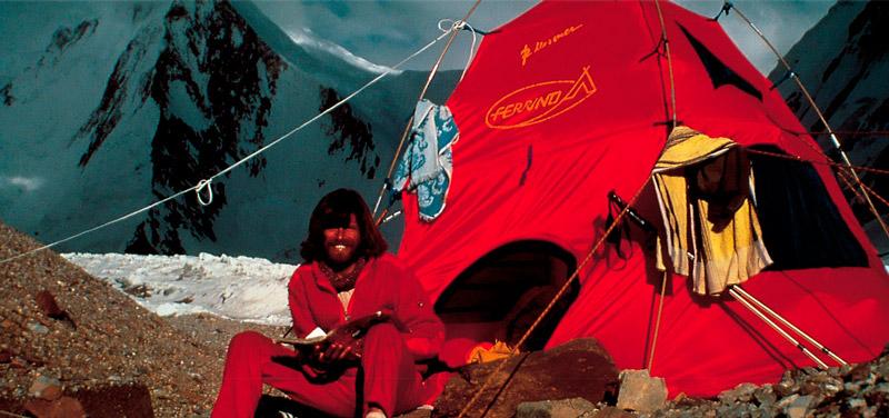 В 1986 году Райнхольд Месснер становится первым человеком, взошедшим на вершины всех восьмитысячников планеты.