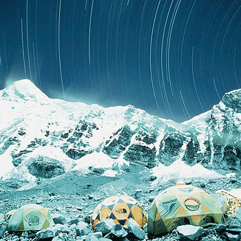 1987 — Восхождение на Эверест и Expedition System Line