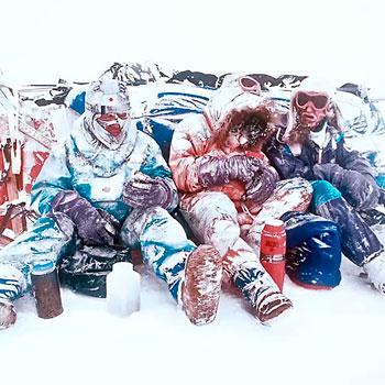 1989 — Трансантарктическая экспедиция