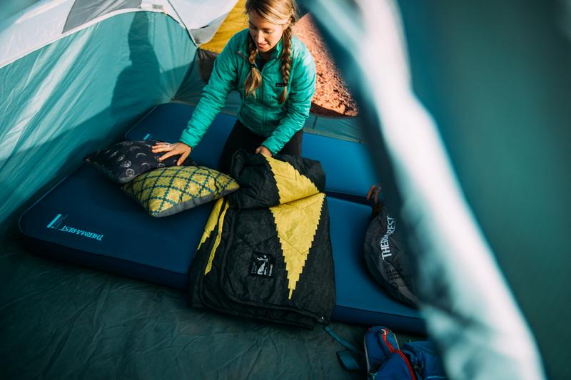 Therm-a-rest коврики, самонадувающиеся коврики