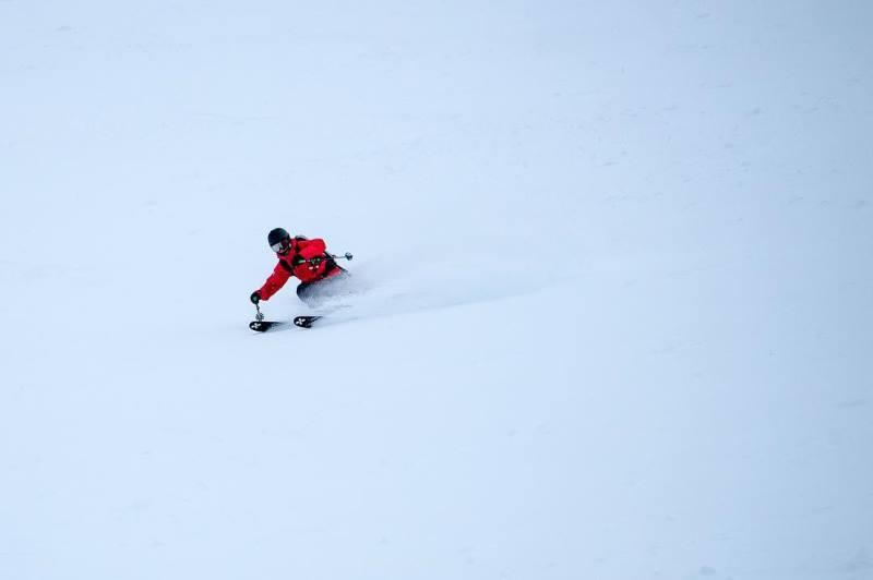 Горные лыжи Extrem