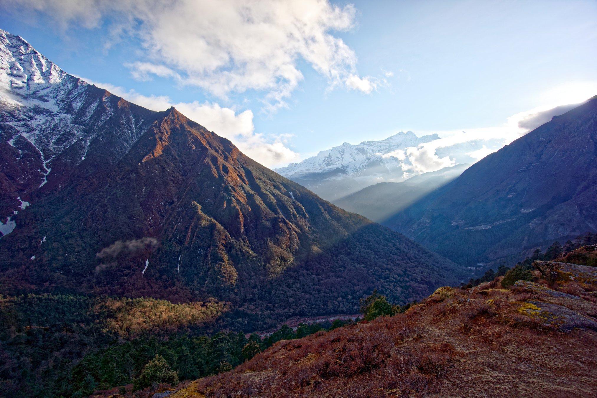 Долина Лангтанг