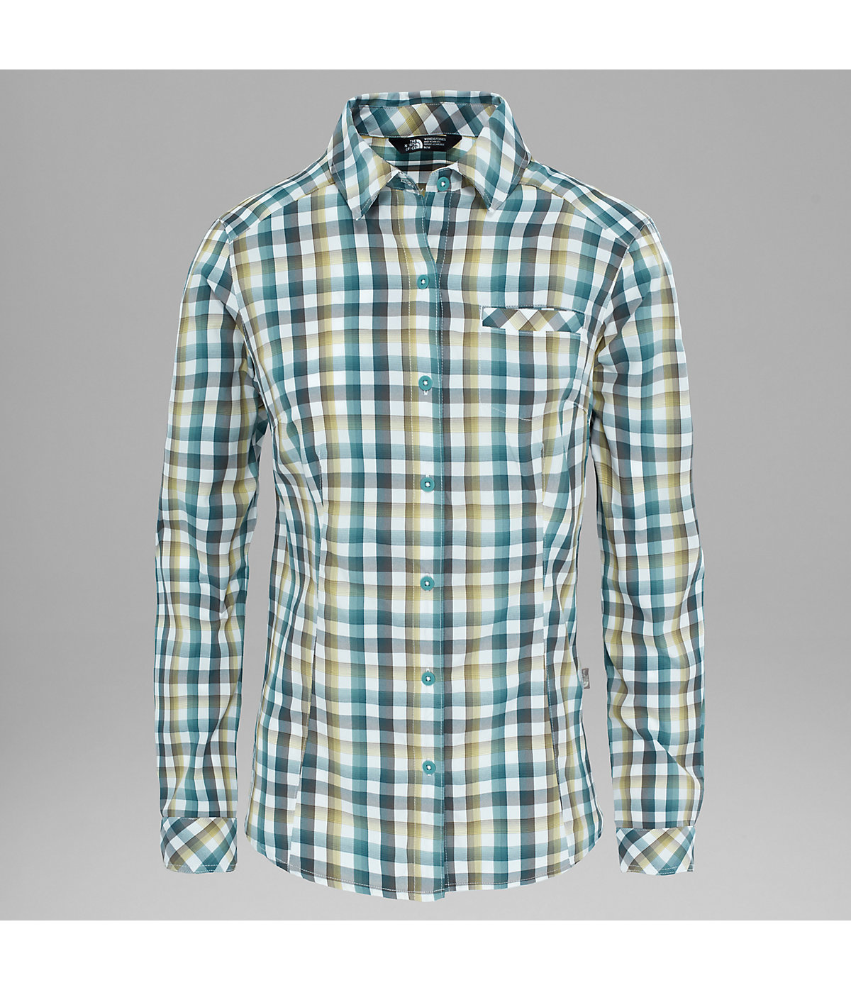 Рубашка L/S Zion женская