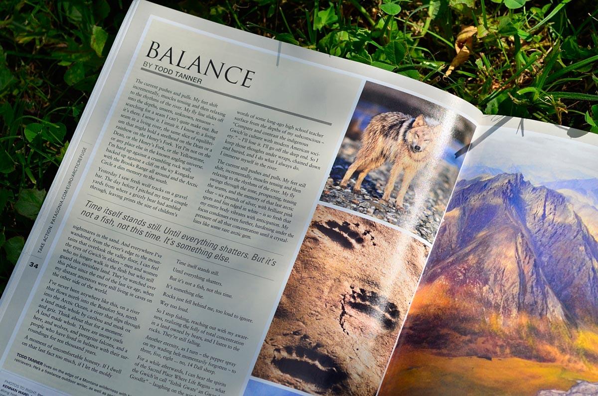 Каталог Patagonia 2007: Арктика