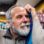 Сергей Алимович Романов, старший инструктор по ски-альпинизму ФАР