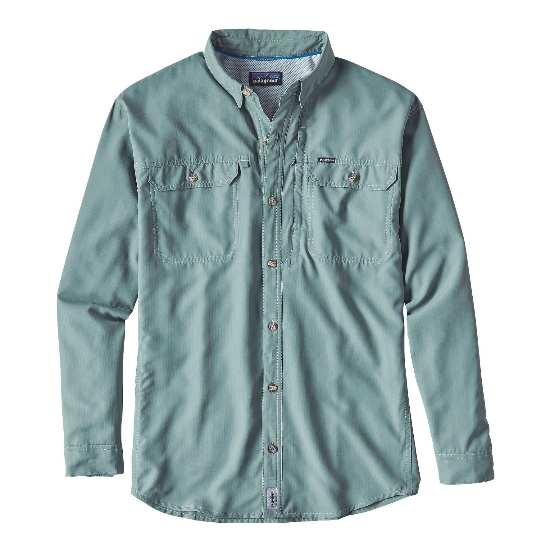 Рубашка Patagonia Long-Sleeved Sol Patrol® II Shirt