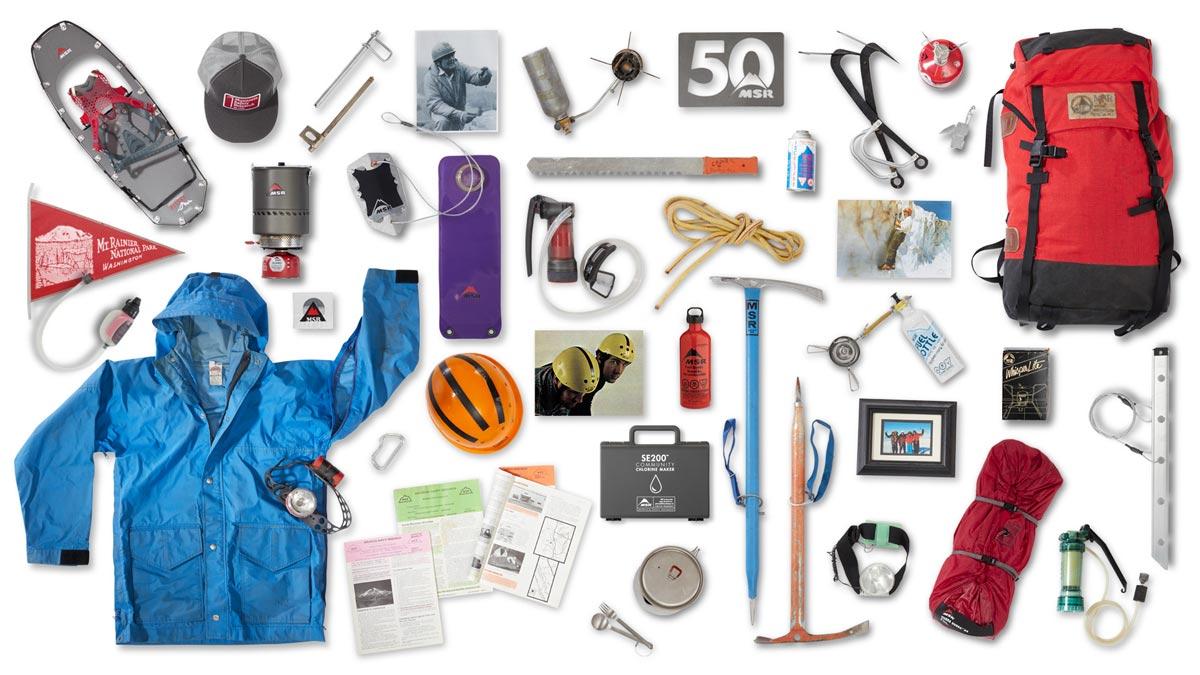 50 лет компании MSR: самые яркие события полувековой истории отважных экспедиций и смелых изобретений