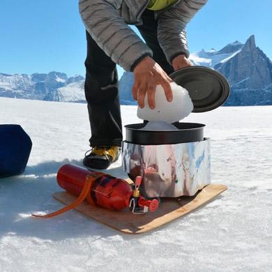 За два года, с 1975 по 1977, более 100 альпинистов прислушались к рекомендациям Пенберти и следовали его четырёхступенчатому плану профилактики горной болезни (AMS — Acute mountain sickness), результаты исследования были опубликованы на 24 страницах.