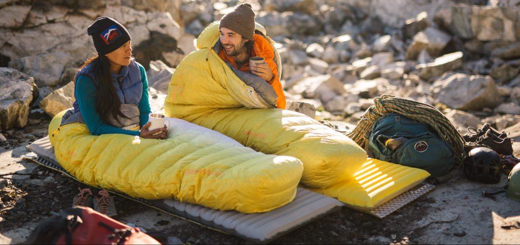 спальные мешки Therm-A-Rest