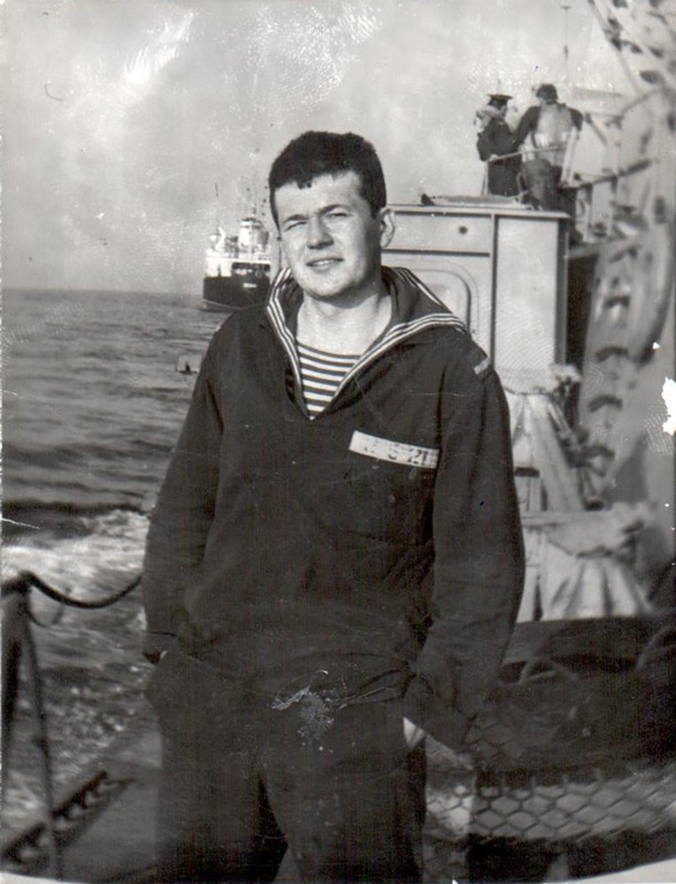 Когда я служил — а служил в Крыму, мне повезло — у меня была мечта вернуться сюда.