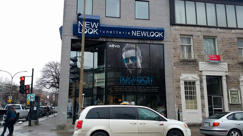 У Revo есть коллекция очков Vision over Visibility, спроектированная в сотрудничестве с певцом Боно.