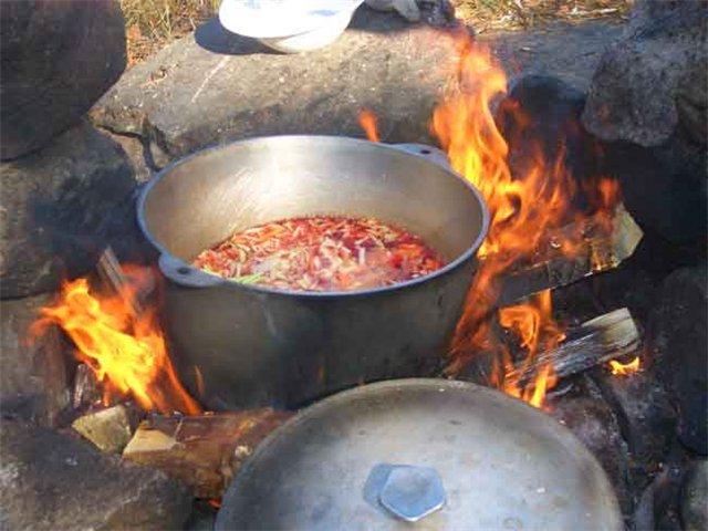 Блюда из копченой рыбы холодного копчения