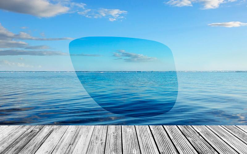 H2O Blue (Тёмно-синяя вода)