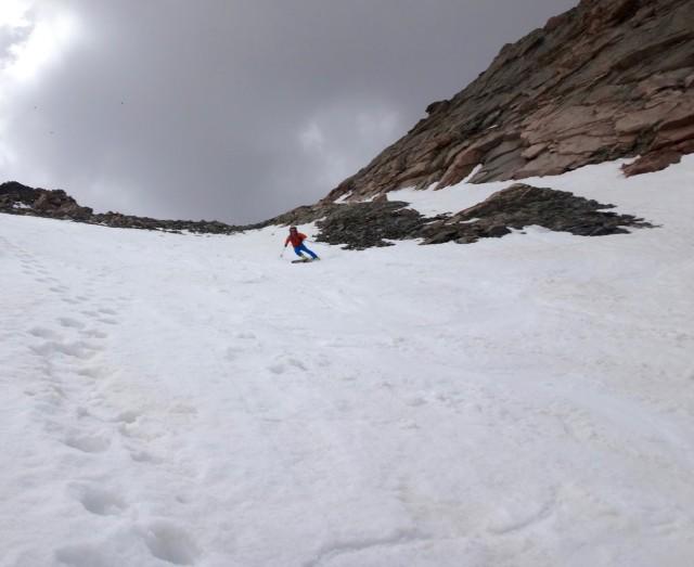 Brian Lindahl, Mt Evans, Colorado