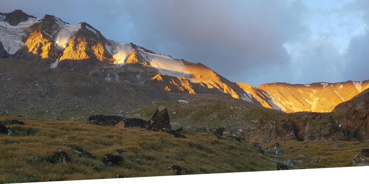 Elbrus World Race: это не на балет сходить