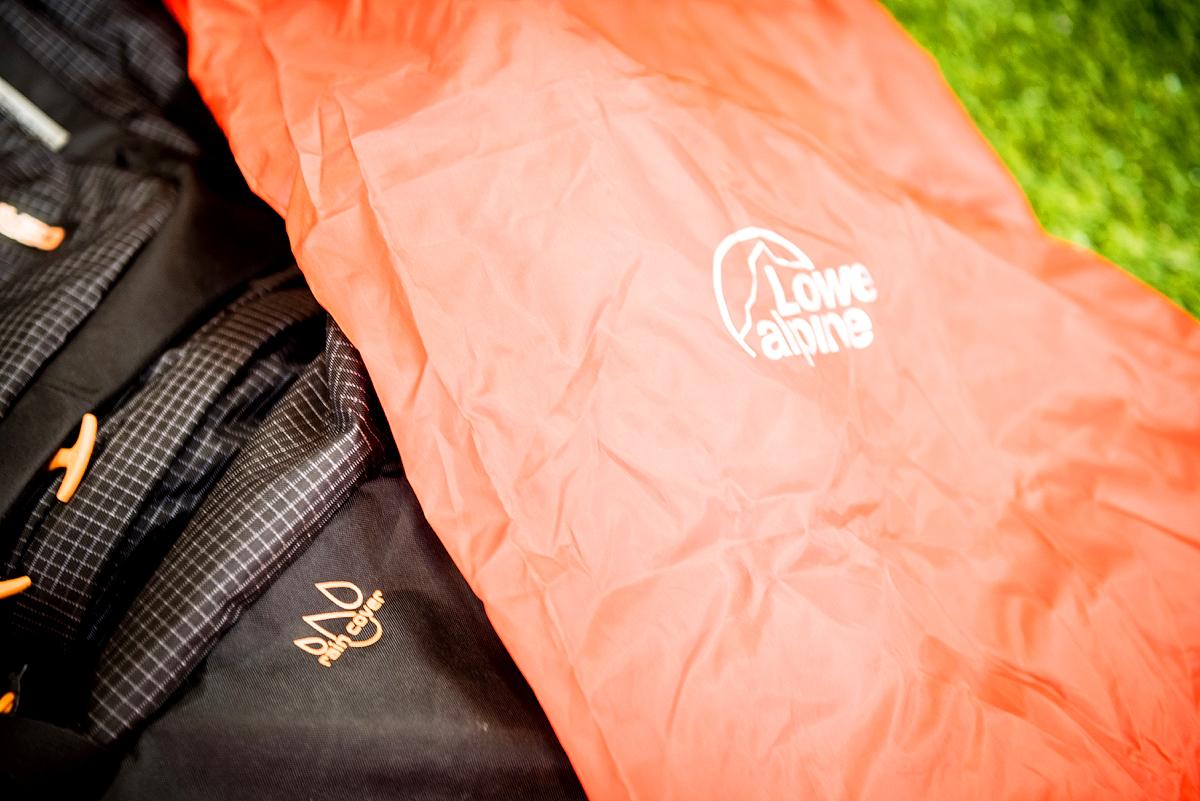 Накидка от дождя к рюкзаку Lowe Alpine