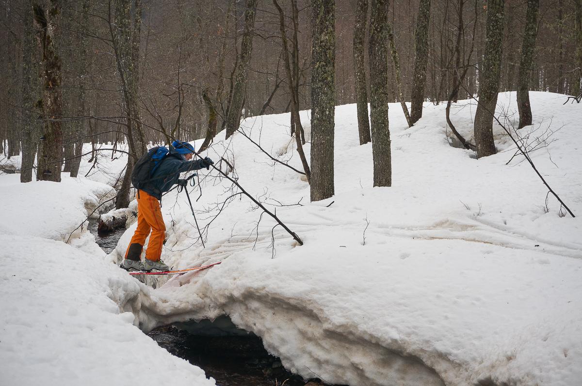 Особенности снаряжения для весеннего ски-тура: советы Анны Ханкевич