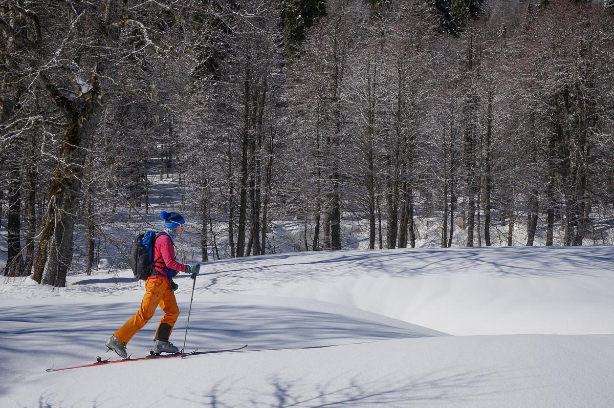 Особенности снаряжения для весеннего ски-тура: крепления