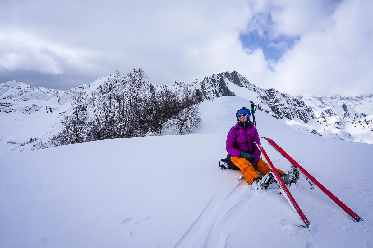 Особенности снаряжения для весеннего ски-тура: камус